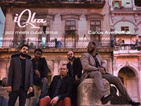 Review: 'iQba: Jazz Meets Cuban Timba'