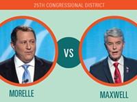 High stakes in Maxwell vs Morelle