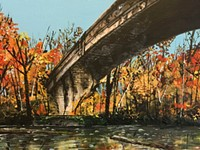 ART   'The Genesee Valley 100'