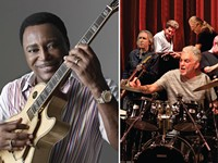 2019 Rochester Jazz Festival names George Benson and Steve Gadd Band as headliners