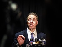 Cuomo blazes up pot legalization talk
