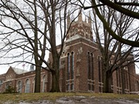 Divinity school development plans move forward
