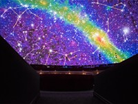 Renovated planetarium re-opens with immersive technology