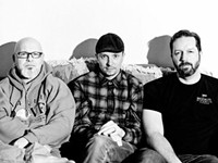 Rochester rock trio Periodic Table of Elephants plays it loud and heavy