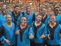 WORLD | Ladysmith Black Mambazo