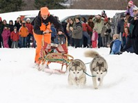 RECREATION | Native American Winter Games