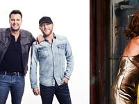Luke Bryan, Sarah McLachlan, and more to headline CMAC