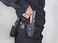 UR weighs proposal to arm more officers