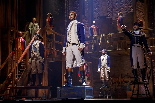 Theater review: 'Hamilton'   Theater   Rochester City Newspaper