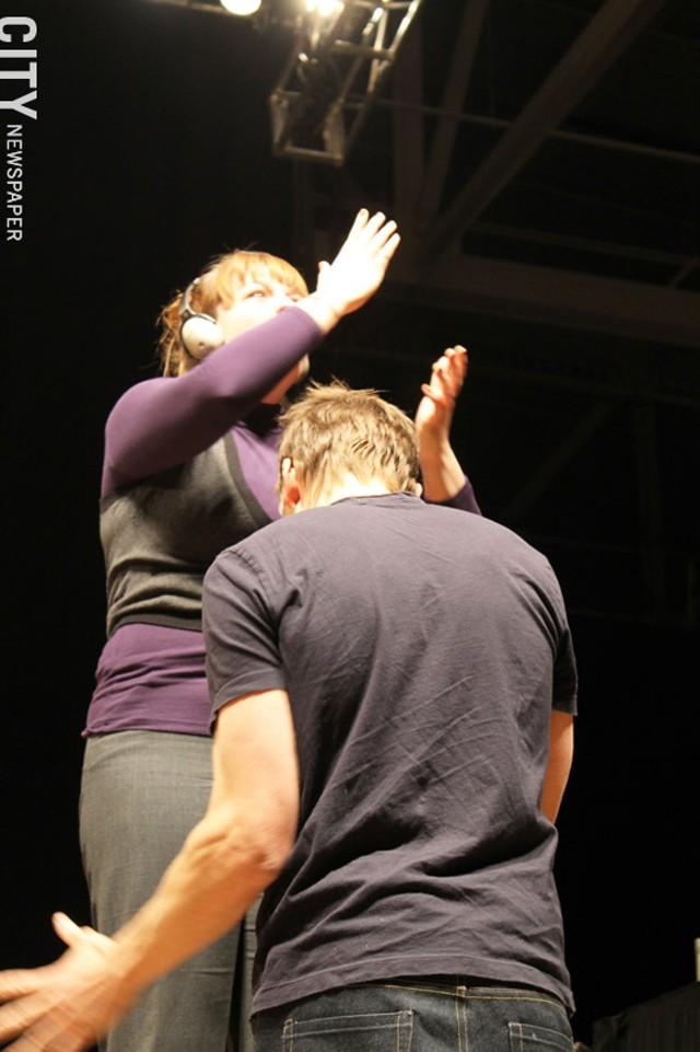 Performance photos: Joel McHale w/Brooks McBeth