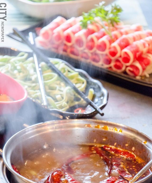 Yummy Garden Hot Pot