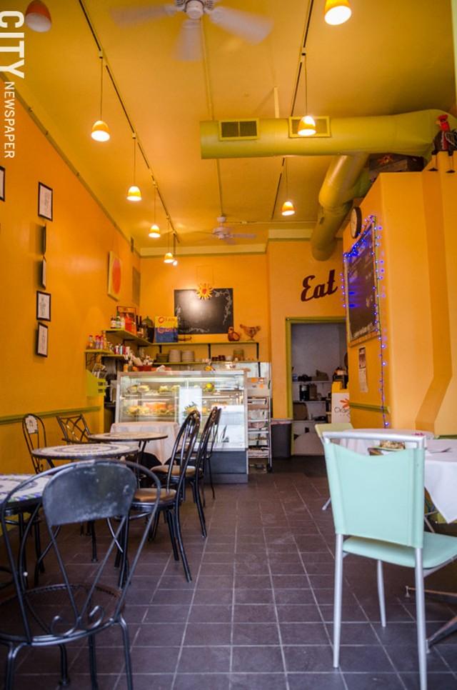 [ Slideshow ] Orange Glory Cafe