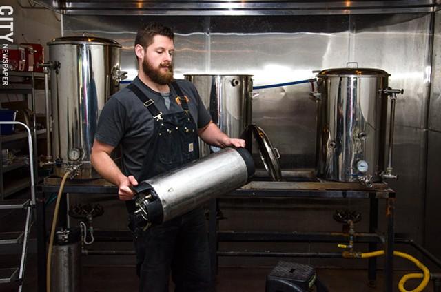 [ Slideshow ] Roc Brewing Co.