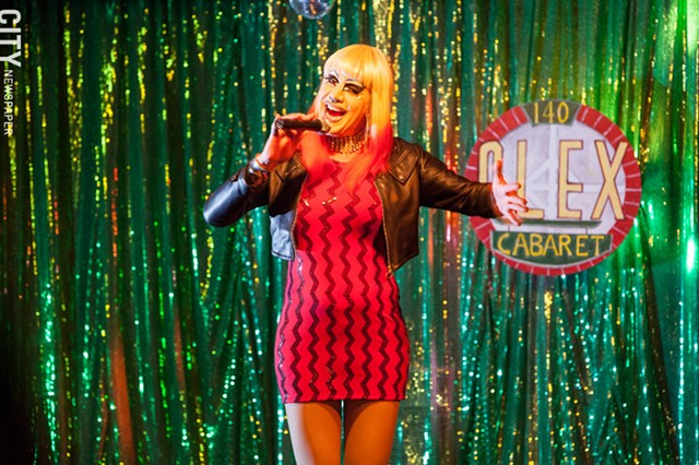 Facelift Fridays Drag Show