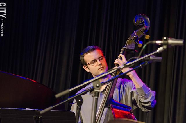 Jazz Fest 2014: Jon Ballantyne Trio