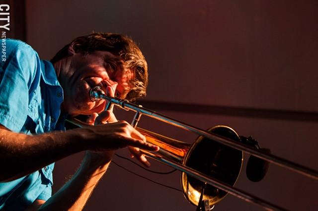 Jazz Fest 2014: Bonerama