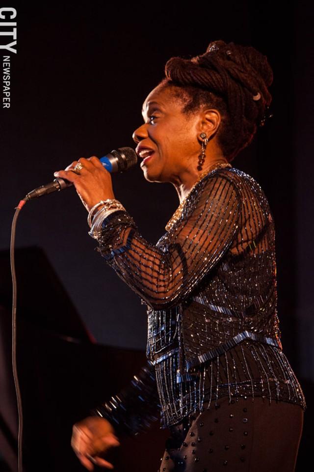 Jazz Fest 2014: Catherine Russell