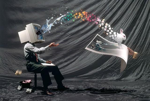 Ryszard Horowitz: Photocomposer