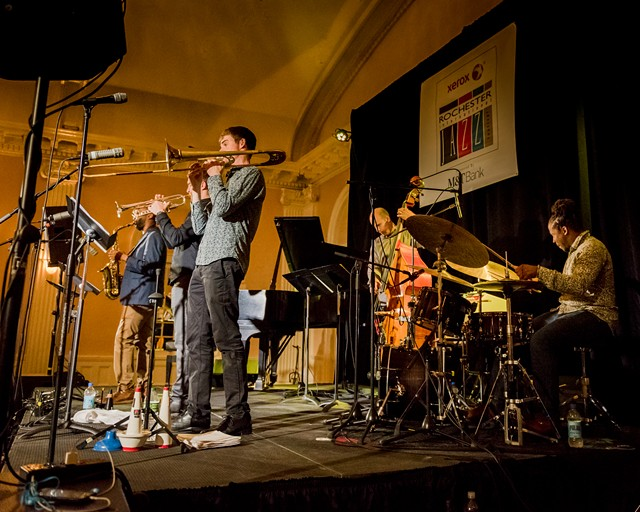 Jazz Fest 2017: Holophonor