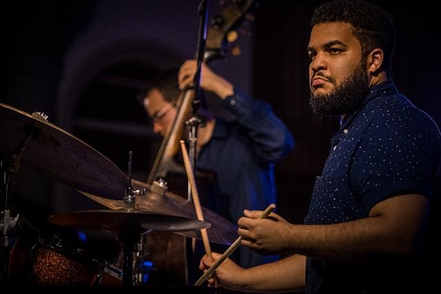 Jazz Fest 2017: Oskar Stenmark