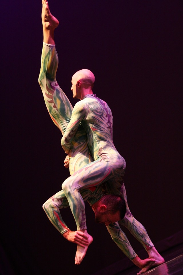 Rochester Fringe 2017: PUSH Physical Theatre