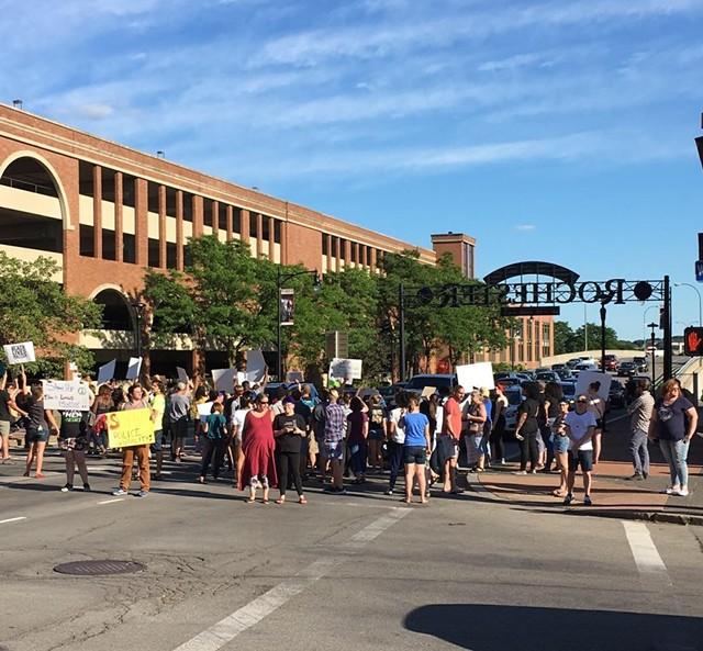 Black Lives Matter Rally July 7, 2018