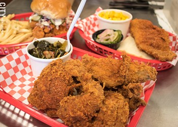 Chick'N Out Thursdays at Blossom Road Pub