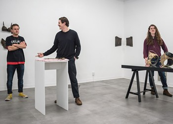 UUU Art Collective creates space for emerging creatives