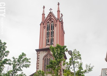 Local churches receive preservation funds