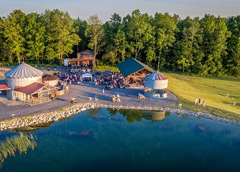 Lincoln Hill Farms offers a bucolic concert experience