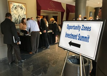 When opportunity zones knock . . .