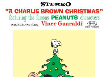 HOLIDAY JAZZ   'The Music of Charlie Brown: A Tribute to Vince Guaraldi'