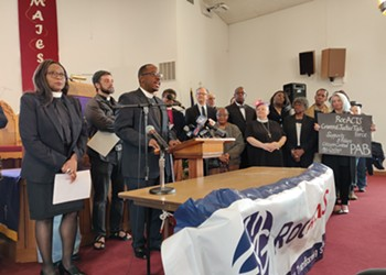 Rochester clergy urge state leaders to uphold bail reform