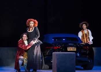 OPERA   Eastman Opera Theatre