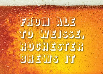 From ale to weisse, Rochester brews it