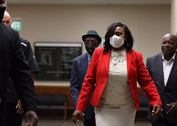 Mayor Lovely Warren pleads not guilty to gun, child endangerment charges