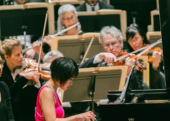 Concert review: Yuja Wang with the RPO
