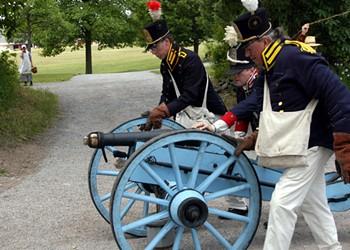 SPECIAL EVENT   War of 1812 celebration