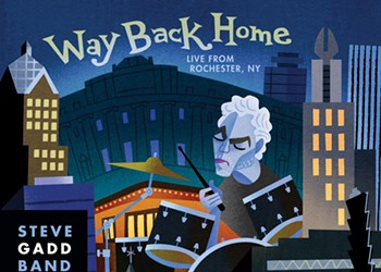 "Album review: ""Way Back Home"""