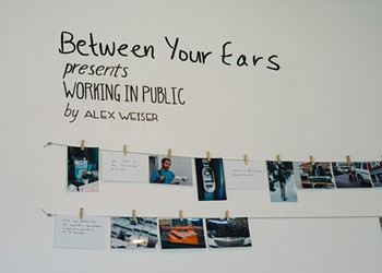"ART | ""Working in Public"""