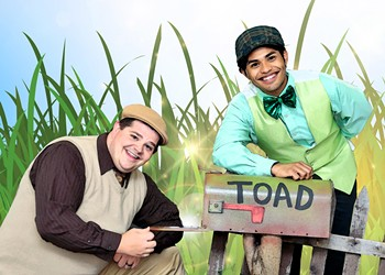 KIDS/THEATER | Sensory Friendly 'A Year with Frog and Toad'