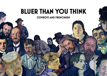Album review: 'Bluer Than You Think'
