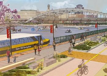 Rochester plans a riverfront renaissance