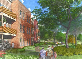 Planning Commission approves revised plan for Cobbs Hill Village