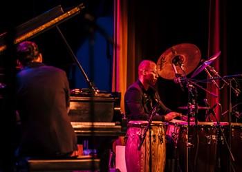 Jazz Fest 2018, Day 1: Ron reviews Terell Stafford Quintet, Matt Savage, and Alfredo Rodriguez and Pedrito Martinez