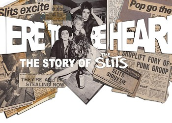 FILM | 'The Story of The Slits' Screening Party
