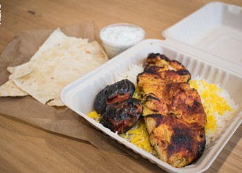 Chortke brings Persian flavors to Village Gate