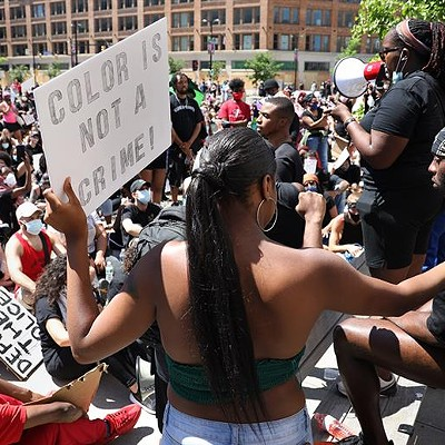 Black Lives Matter protest and march; June 6, 2020