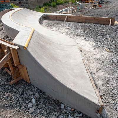 Roc City Skatepark update