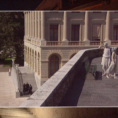 "Peter Greenaway -- ""Stairs 1: Geneva, the Location"""